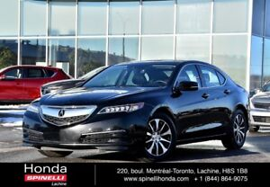 2015 Acura TLX TECH NAVI CUIR TOIT GPS LEATHER ROOF REMOTE START