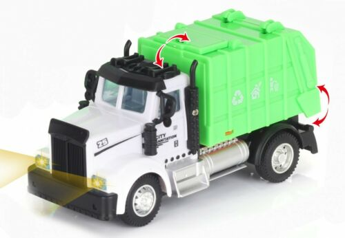 1:64 Scale RC Garbage Truck