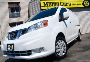 2014 Nissan Nv200 SV! Backup Cam! Only $118/Bi-weekly!