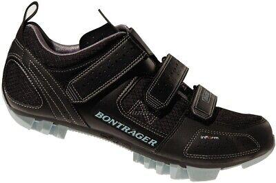 Zapatillas MTB Bontrager Race Mountain Wsd Color Negro-Azul Talla 37