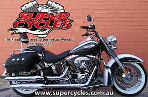 2009 HARLEY-DAVIDSON FLSTN SOFTAIL DELUXE Osborne Park Stirling Area Preview
