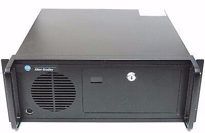 Fs Allen Bradley 6155-fhyzflczbzz Industrial Computer Ser. A 6155fhyzflczbzz