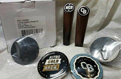 NITRO 1.5 2Tap Handle & Badge Kit ~ Nitro Cold Brew & Cold Brew 11095585 Cold Handle Kit