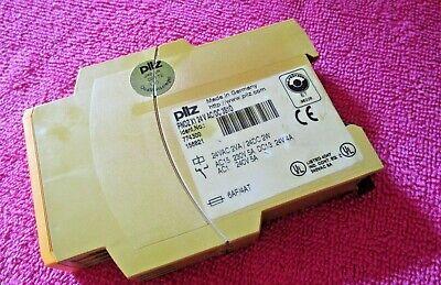 New Pilz Safety Relay Pnozx1 Pnoz X1 24 V Acdc 3s10 774300
