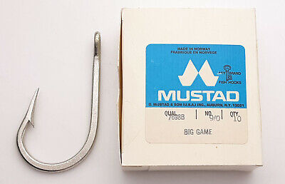 25 MUSTAD 3561 E 3X STRONG SZ 2//0 CADNIUM TINNED TREBLE HOOKS LURE REPLACEMENT