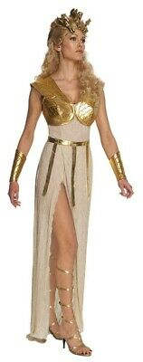 Kampf der Titanen Athena Kostüm Damen Damenkostüm Göttin gold Sexy Gr. XS - L