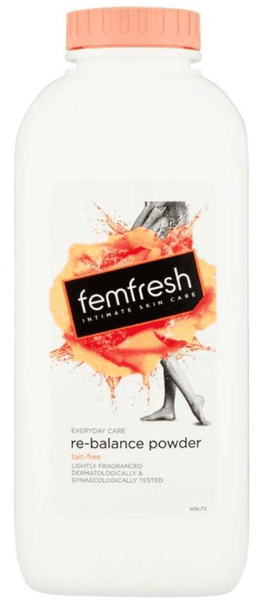 Femfresh Everyday Care Re-Balance Powder - 200g (Arabic Packaging)
