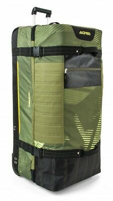 Acerbis X-MOTO Bag 190Lt motocross enduro luggage gear bag green