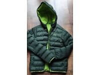 Padded boys jacket for 13 yrs (163 cm) by Mountain Warehouse