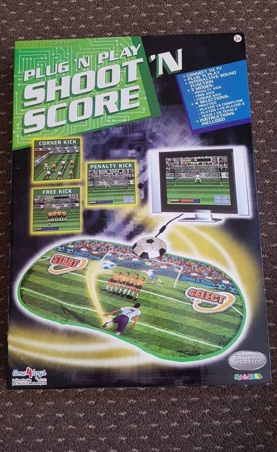 Plug'n Play Shoot'n Score