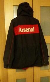 Official Arsenal football coat