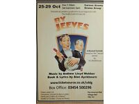 By Jeeves - musical comedy