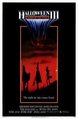 HALLOWEEN 3: SEASON OF THE WITCH Movie Poster | 11x17 | Licensed - New | (1982) - Halloween 3 1982
