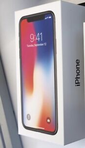 Iphone X COMME NEUF!!!