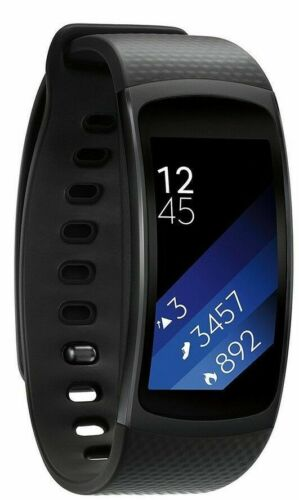 Samsung Gear Fit2 SM-R360 GPS Sports Fitness Band Smart Watch
