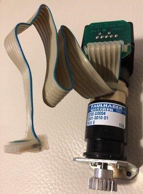 Faulhaber Dc Micro Gear Motor With Encoder 2230.g0004 3501 0010-01 Qeds-5923 12v