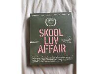 Skool Luv Affair BTS KPOP Album featuring Suga card