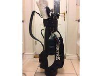 Golf set -6 iron