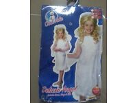 Deluxe Angel Costume - Age 6-8 - Brand new and in original packaging