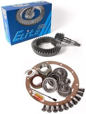 Ford Dana 60 Reverse 5.38 THICK Ring and Pinion Master Install Elite Gear (Dana 60 Reverse Ring Pinion)