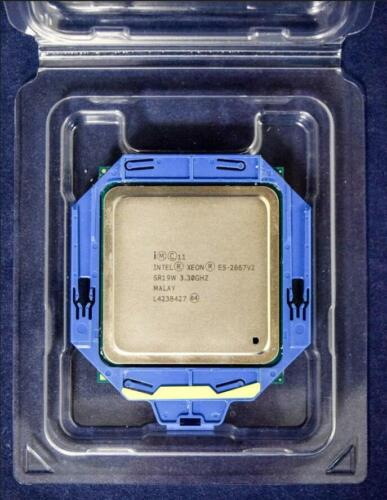 SR19W INTEL XEON 8 CORE CPU E5-2667V2 25M CACHE 3.30 GHZ CPU CM8063501287304