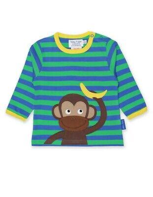 Toby Tiger Monkey Tee Toby Tee