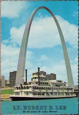 (woe) St. Louis MO: Lt. Robert E. Lee Riverboat Restaurant