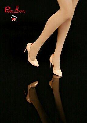"1//12 Scale High Heels /& Bracelets For 6/"" PHICEN TBLeague T01 Female Figure Doll"