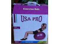 Exercise ball - 65 cm (unused)
