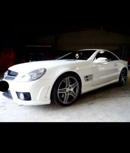 2009 Mercedes-Benz SL 63 AMG.77.823.KM mint condition