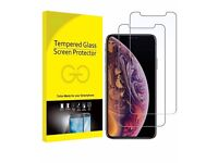 IPhone X glass screen protector