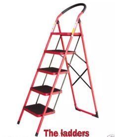 Step Ladder - 5 steps