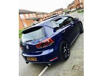 60/11 VOLKSWAGEN GOLF GTI DSG AUTOMATIC 2.0 TFSI FULL EDITION 35 CONVERSION FULLY LOADED REMAPPED!!