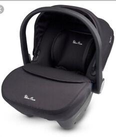 Silvercross simplicity car seat