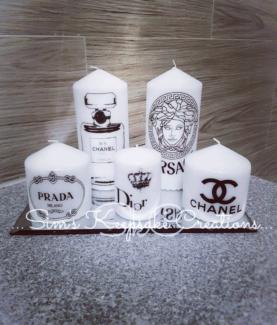 Designer inspired Candles