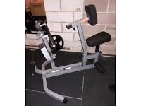 Bodysolid commercial seated row machine
