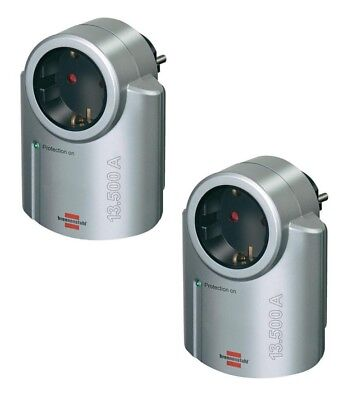 Überspannungsschutz Blitzschutz Geräte Filter Schutz bis 13.500 A brennenstuhl ()