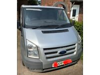 Ford, TRANSIT, Panel Van, 2008, Manual, 2198 (cc)