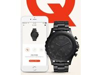 New Boxed FOSSIL Mens Hybrid SmartWatch Sport Stainless Steel Wrist Activity Tracking Android Iphone