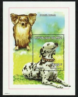Mali Stamp 977  - Dogs