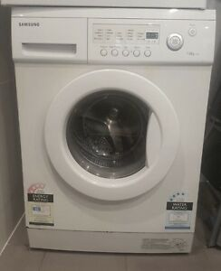 Samsung 7kg front loader washing machine Waverton North Sydney Area Preview