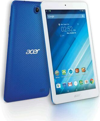 """ACER Iconia One B1-870 8"""" Tablet - 16 GB - Blue (1069586)"""