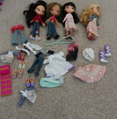 Bratz Kidz Dolls Bundle