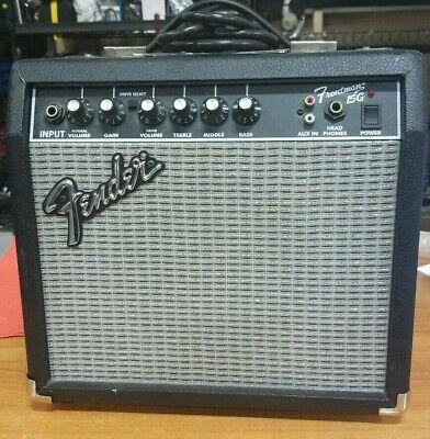 Fender Frontman 15G 38W Guitar Amp
