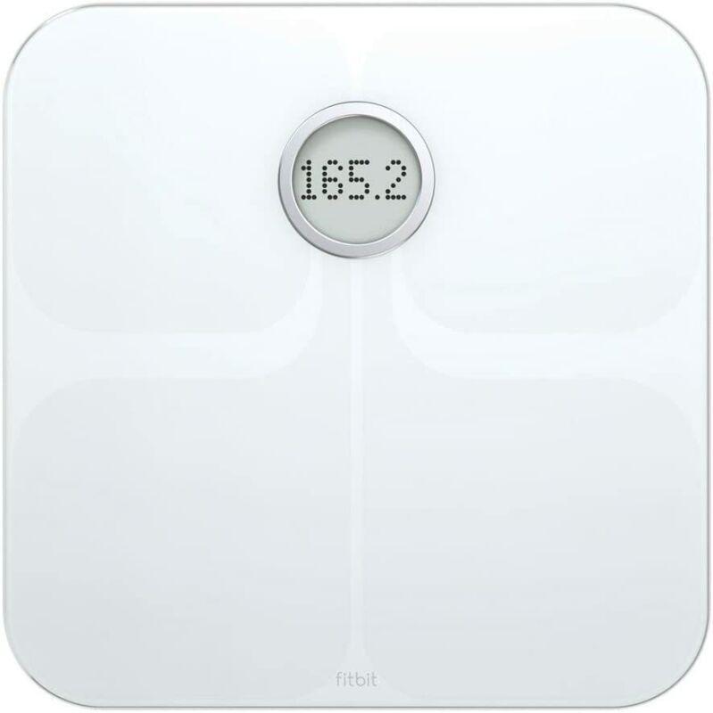 Fitbit FB201W Aria Wi-Fi Smart Scale, White