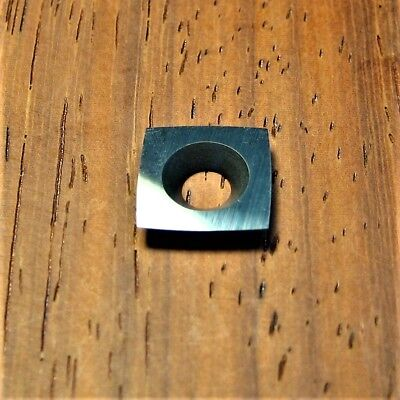 """11mm R50mm-2"""" Square Radius Carbide Cutter insert Ci2 Easy Wood Tools & More"""