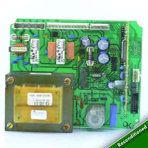 KESTON C40 C40P C55 & C55P BOILER CONTROL BLOCK PCB C17401000 WAS C17430000