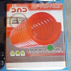 NEW Dropzone lowering springs 86-87-88-89 Honda Accord