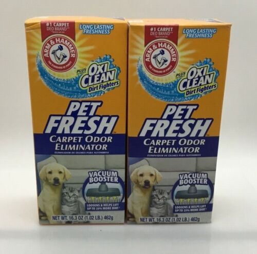 Arm & Hammer Plus Oxy Clean Pet Fresh (16.3) 2 Pack