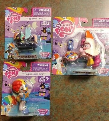 My Little Pony Friendship Is Magic Halloween (My Little Pony Nightmare Night Halloween *3 Sets* Friendship is Magic)